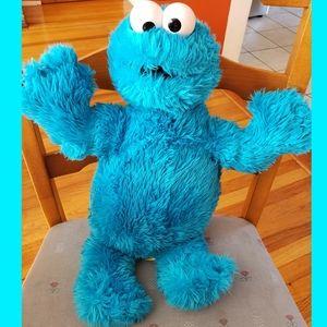Sesame Street Cookie Monster Build A Bear Plush  (